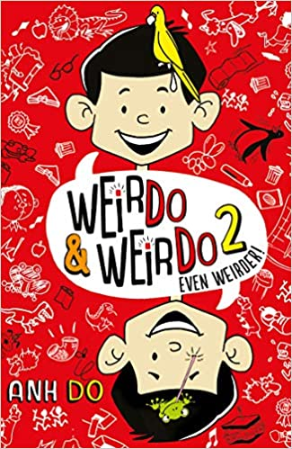 WeirDo 1&2 bind-up