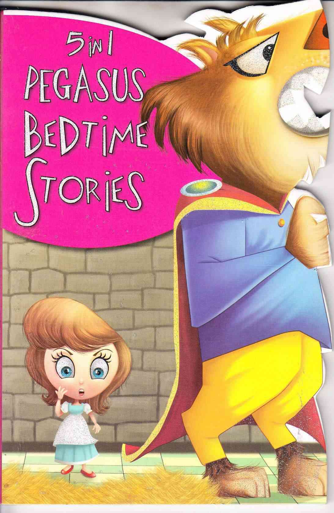 5 In 1 Pegasus Bedtime Stories