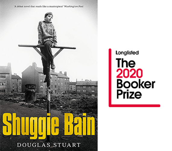 Shuggie Bain  - Paperback