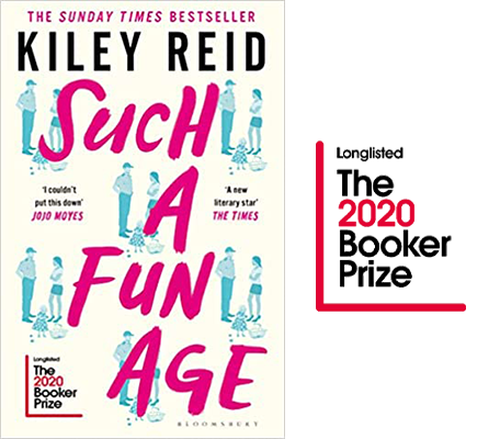 Such a Fun Age: Longlisted for the 2020 Booker Prize Hardcover
