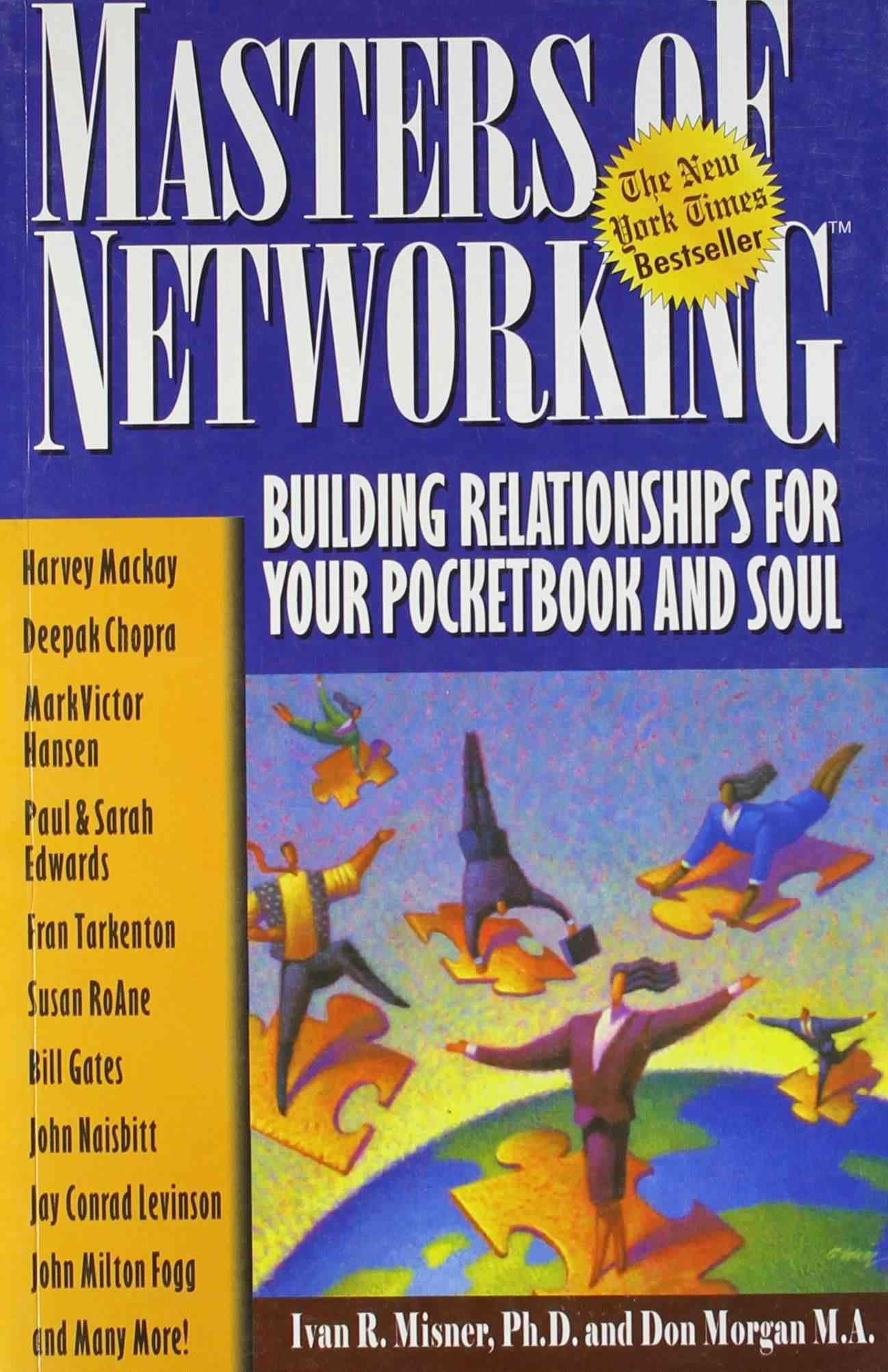 Masters of Networking :