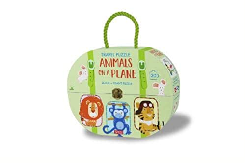Animals on a Plane (Travel Puzzle)