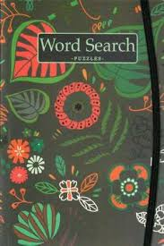 Botanical Puzzle Band Books Word Search - (HB)