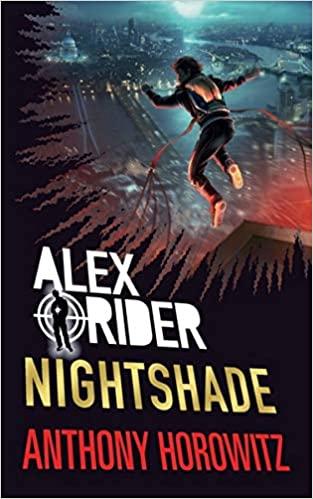 Nightshade  - Paperback