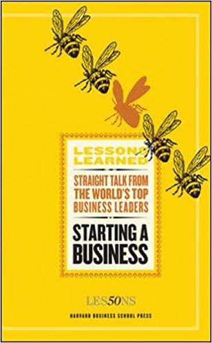 Starting a Business - PB