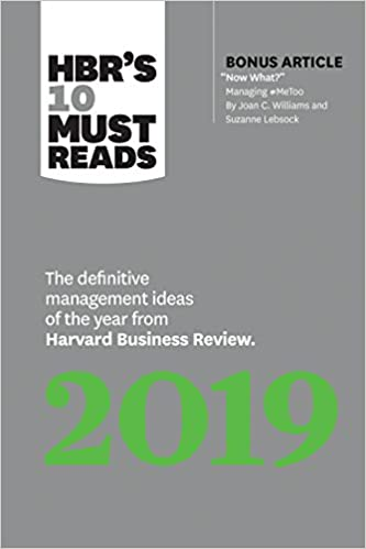 The Definitive Management Ideas of the Year from Harvard Business Review