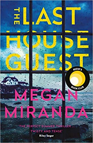 The Last House Guest - (PB)