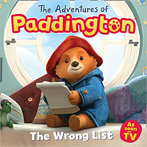 The Adventures of Paddington: The Wrong List (Paddington TV)  - (PB)