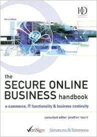 The Secure Online Business Handbook