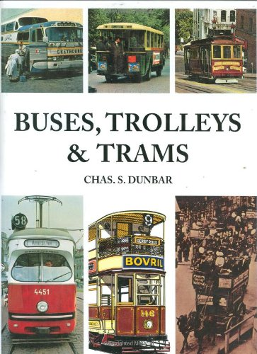 Buses, Trolleys and Trams