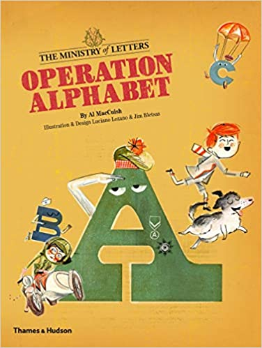 Operation Alphabet (The Ministry of Letters)