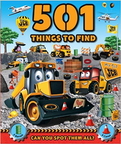 501 JCB Mega Machines to Find
