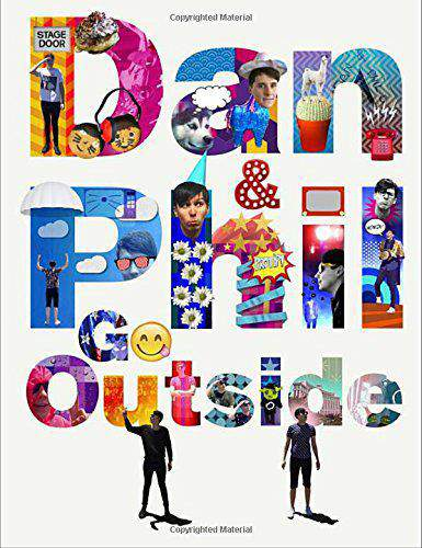 Dan and Phil Go Outside - (HB)