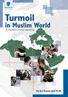 TURMOIL IN MUSLIM WORLD: A MOMENT OF SOUL SEARCHING