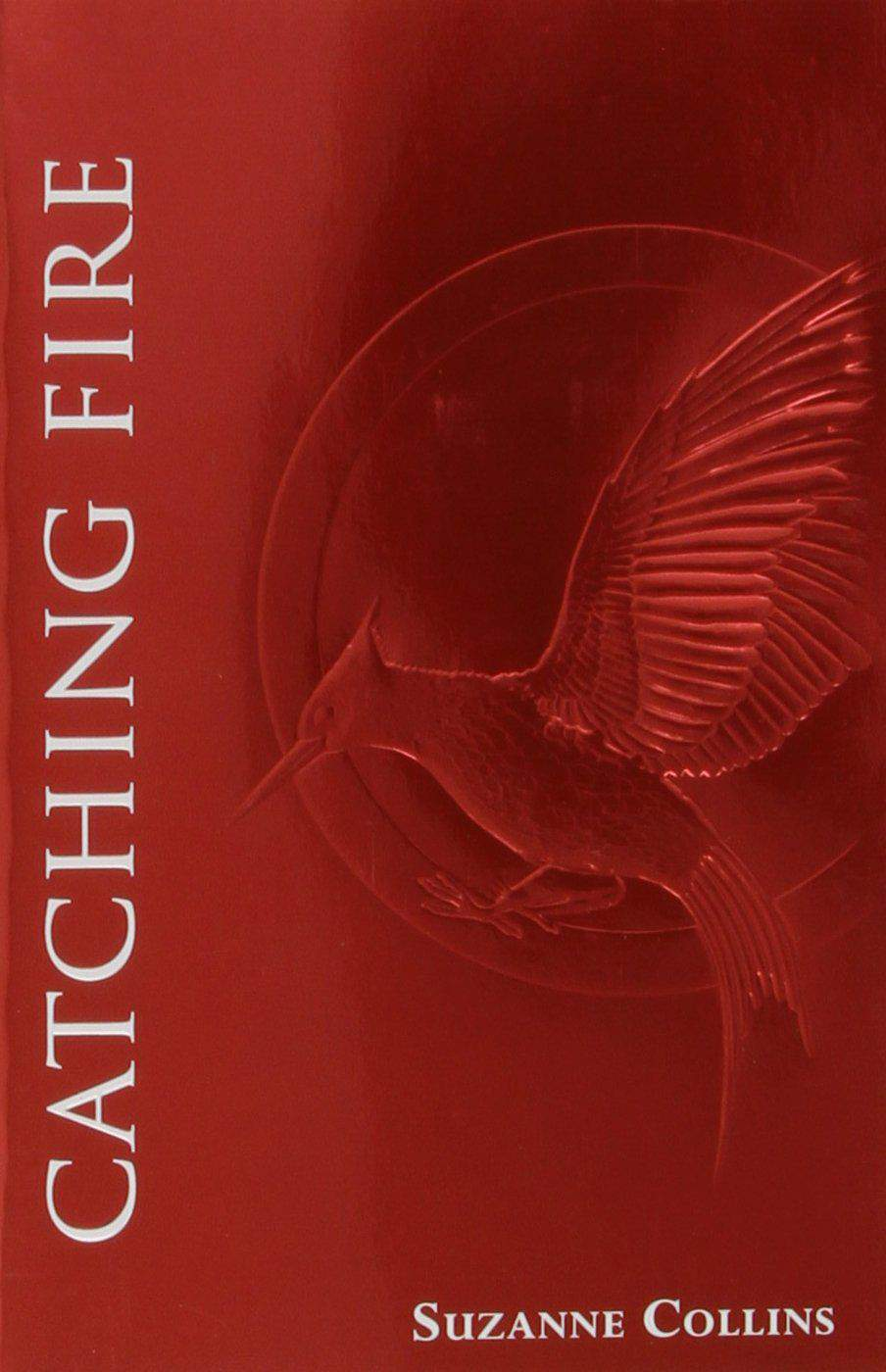 Catching Fire The Second Book of The Hunger Games Foil