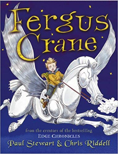 Fergus Crane (Far-Flung Adventures)
