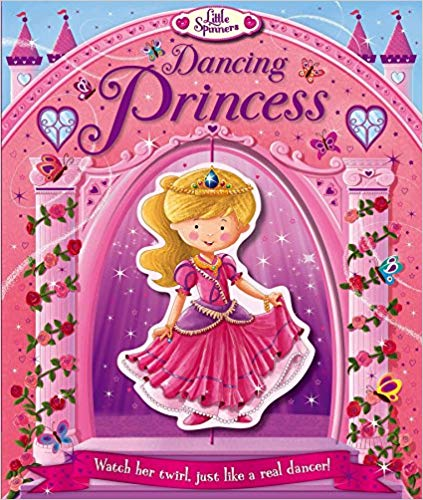 Dancing Princess: Watch Her Swirl, Like a Real Dancer!