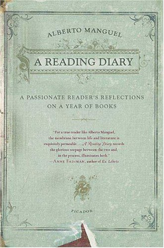 A Reading Diary: A Passionate Reader's Reflections on a Year of Books