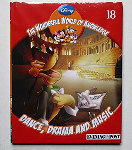 Disney wonderful world of knowledge Dance, Drama and music