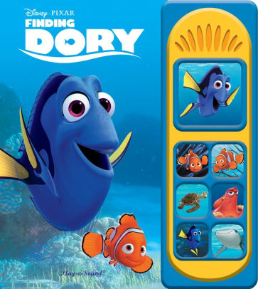 Disney PIXAR Finding Dory: Play-a-Sound