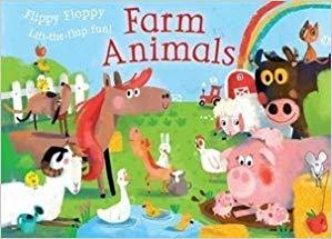 Flippy Floppy Farm Animals Lift-the-flap fun