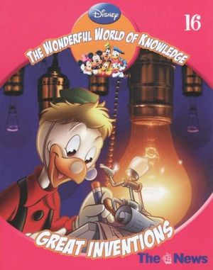 Disney wonderful world of knowledge great inventions