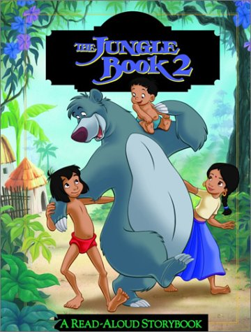 The Jungle Book 2: A Read-Aloud Storybook
