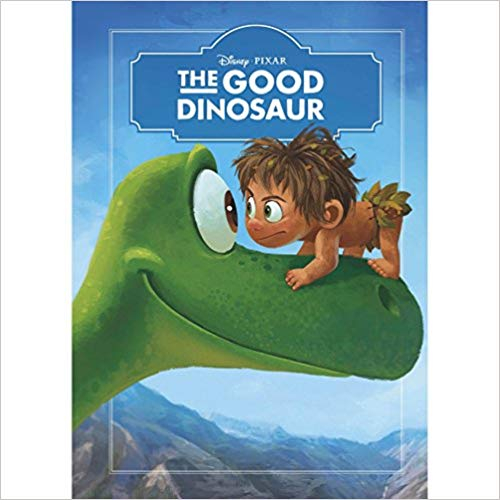 The Good Dinosaur Padded Classic