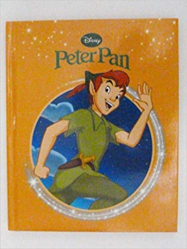 Disney Peter Pan Story Book