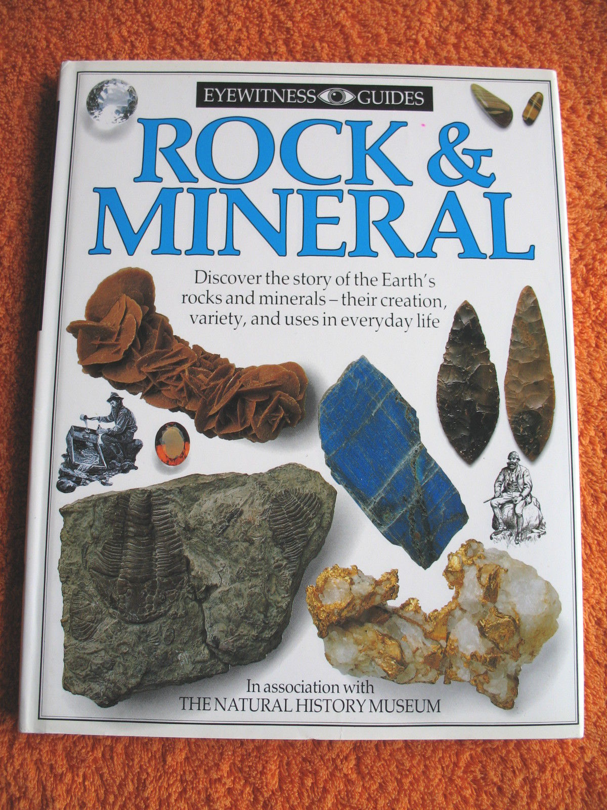 Eyewitness guides Rock & Mineral