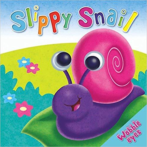 Slippy Snail (Wobbly Eyes)