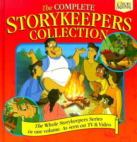 The Complete Storykeeper's Collection