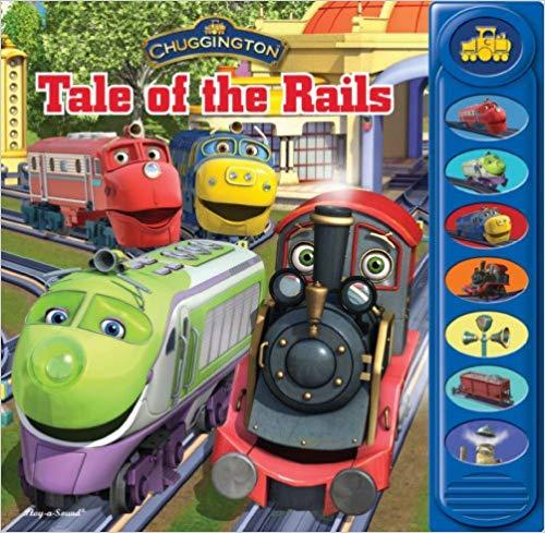 Disney Chuggington: Tale of the Rails (Play-a-Sound 8 Button