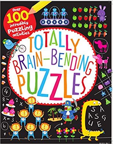 Totally Brain-Bending Puzzles