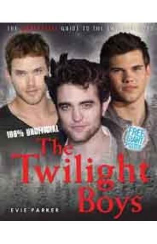 100 Unofficial The Twilight Boys
