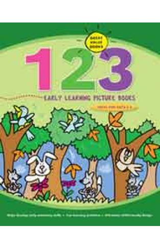 123 EARLY LEARNING PICTURE BOOKS
