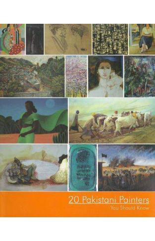 20 Pakistani Painters