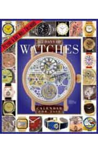365 Days of Watches 2014 PictureADay Wall Calendars