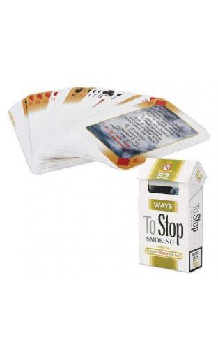 52 Ways to Stop Smoking Cards Refill Stock