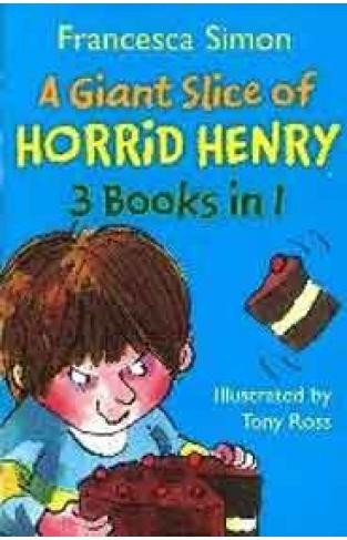 A Giant Slice of Horrid Henry - Paperback