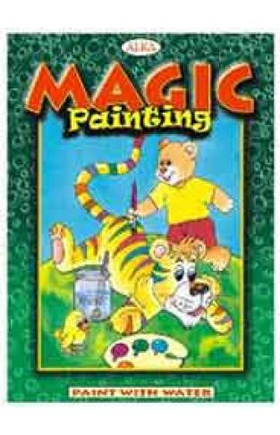 Alka Magic Painting Paint With Water Green