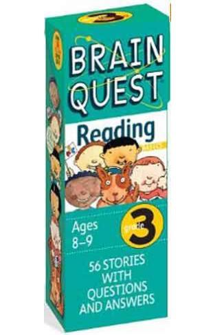 Brain Quest Reading Basics: Grade 3  (Revised 2Nd Edition)   (Box)