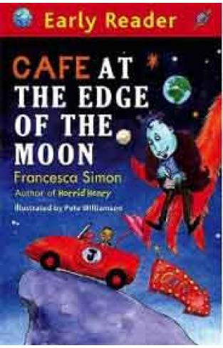Cafe At The Edge Of The Moon Early Reader - (PB)