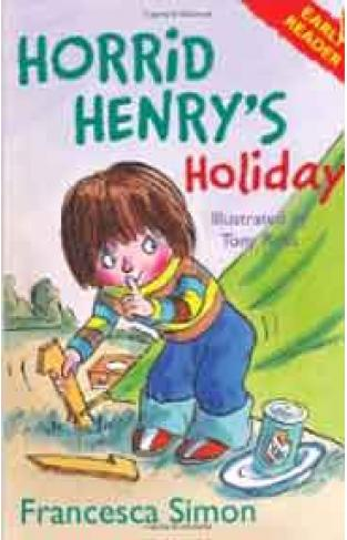 Early Reader 3 Horrid Henrys Holiday - (PB)