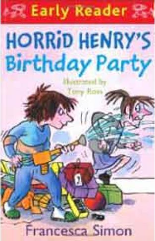 Early Reader Horrid Henrys Birthday Party - (PB)