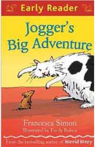 Early Reader Joggers Big Adventure - (PB)