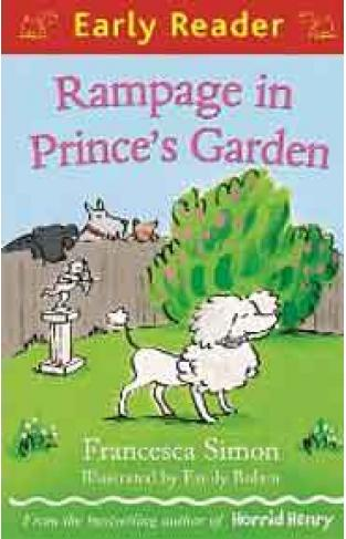 Early Reader Rampage in Princes Garden  -  (PB)