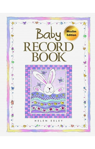 Exley Baby Record Book