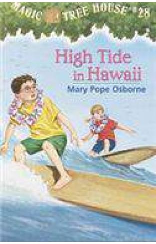 Magic Tree House  28 High Tide in Hawaii - (PB)