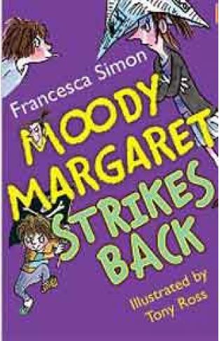 Moody Margaret Strikes Back - (PB)